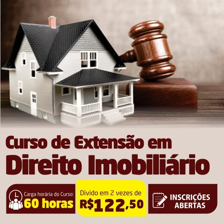 Curso de Extensão em Direito Imobiliário