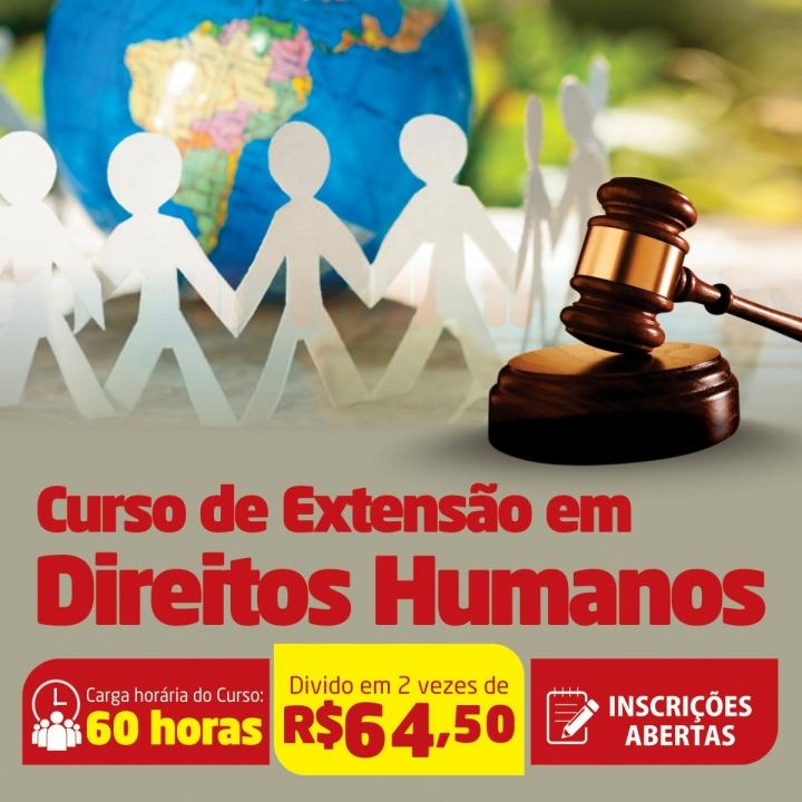 Curso de Extensão em Direitos Humanos