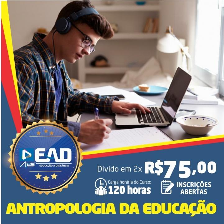 Curso de Formação Continuada em Antropologia da Educação