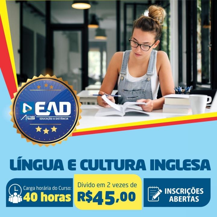 Curso de Extensão em Língua e Cultura Inglesa