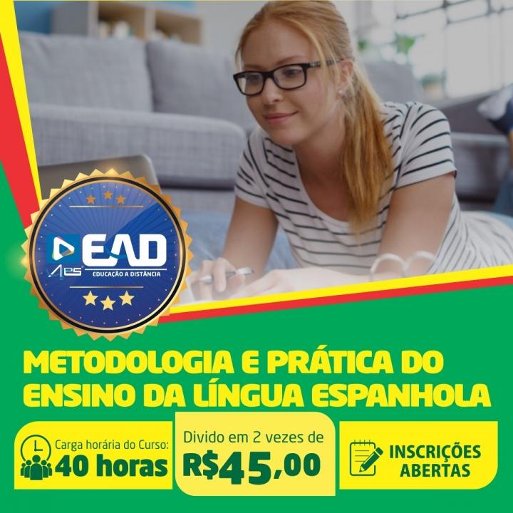 Curso de Extensão em Metodologia e Prática do Ensino da Língua Espanhola