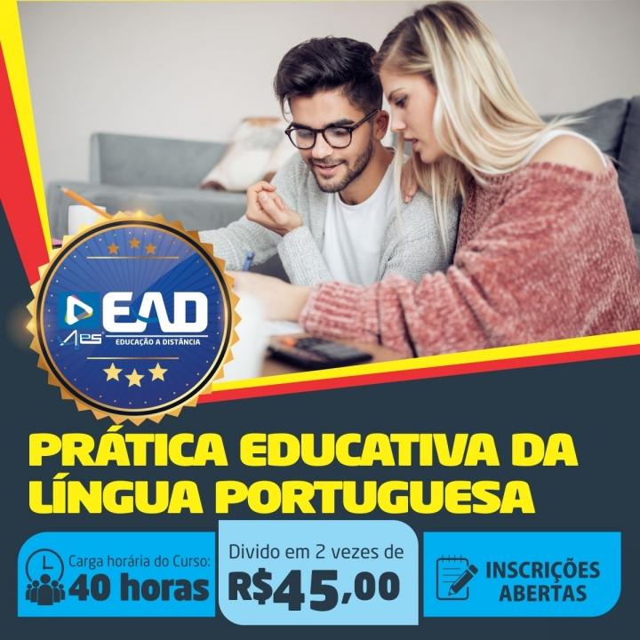 Curso de Extensão em Prática Educativa da Língua Portuguesa