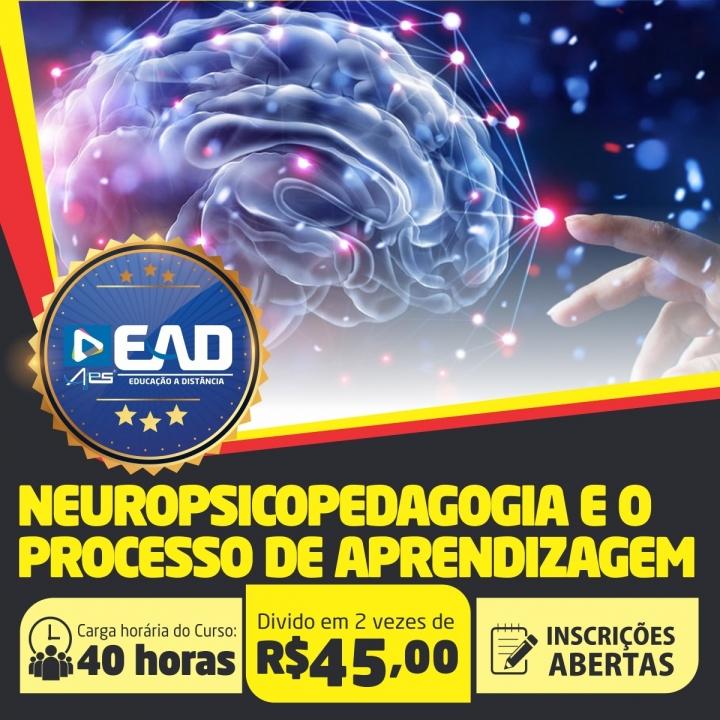 Curso de Extensão em Neuropsicopedagogia e o Processo de Aprendizagem