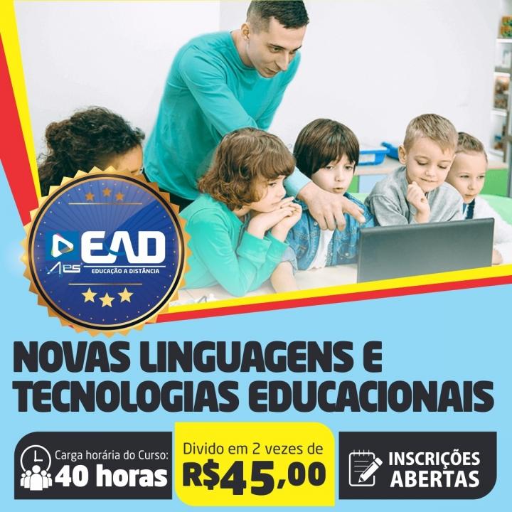 Curso de Aperfeiçoamento em  Novas Linguagens e Tecnologias Educacionais