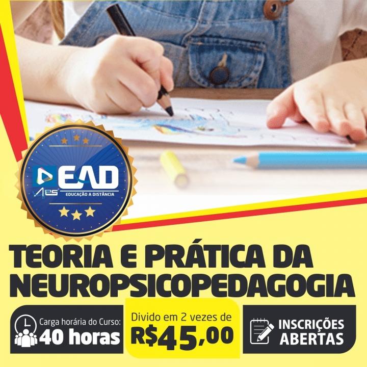 Curso de Extensão em  Teoria e Prática da Neuropsicopedagogia