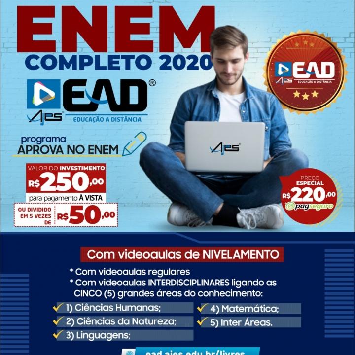 ENEM COMPLETO 2020